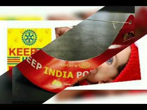 POLIO FREE INDIA