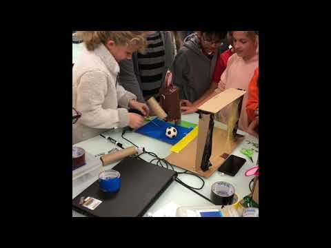 4th Grade Trip To Cedar Point Tech Lab