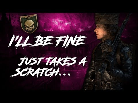 "*SOLO* I'LL BE FINE / ""JUST TAKES A SCRATCH"" CHALLENGE - FULL GAME [COD WW ZOMBIES]"