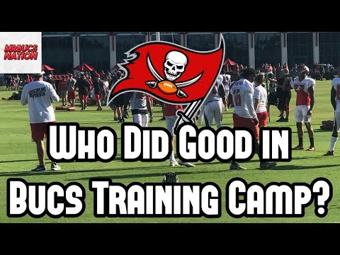 Tampa bay Buccaneers 2018 Training Camp Journey! | Day 2