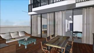 Seaview townhouse for sale in Tel Aviv Israel