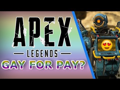 Extreme WOKENESS In Apex Legends PROVES SJW's WRONG About Gamers