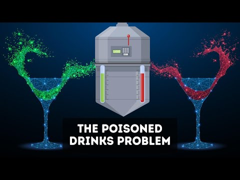 The Poisoned Drinks Problem