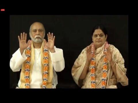 Sri Amma Bhagavan's special webcast darshan on Amma's 60th birthday