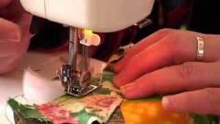 Лоскутное шитье для начинающих. Сумасшедший квилт