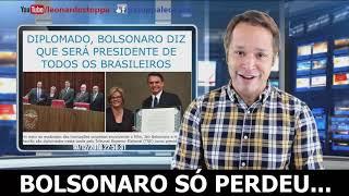 Bolsonaro foi o que mais perdeu...