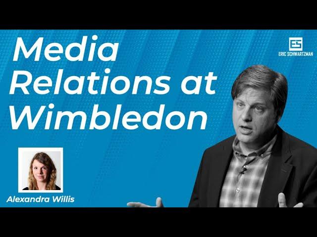 Wimbledon Head of Communications and Digital Alexandra Willis