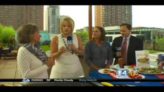 Healthy Fourth of July Treats (7/3/15 on WCCO)