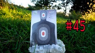 Target Practice Tuesday EP #45 Vitals Target With The CO2 Pistol