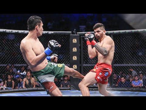 MMA   La Batalla De Guadalajara 2018   Alejandro Martínez vs Jordan Beltrán