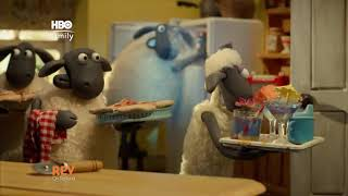 Shaun The Sheep   Playing this month on HBO Family!