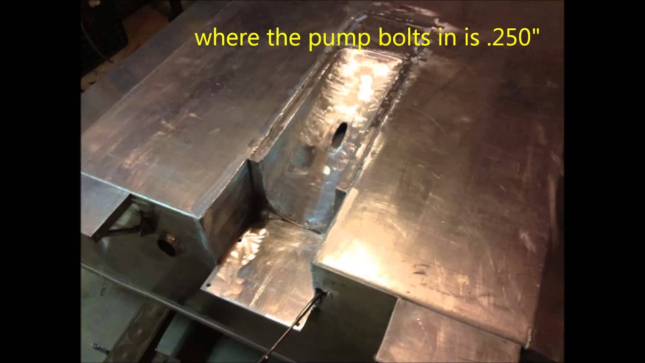 aluminum jet boat - YouTube