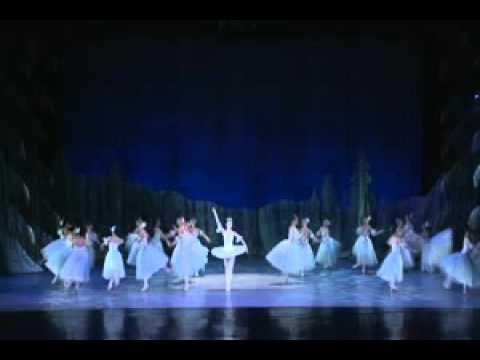 Snowflakes - Enchanted Ballets, Effie Nanas Ballet '11.flv