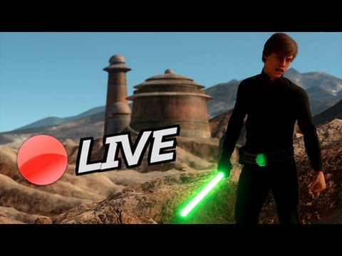Star Wars Battlefront: Sick today so no facecam :c