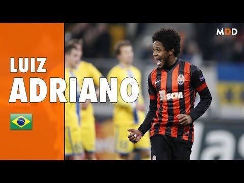 Luiz Adriano | Shakhtar Donetsk | Goals, Skills, Assists | 2014/15 - HD