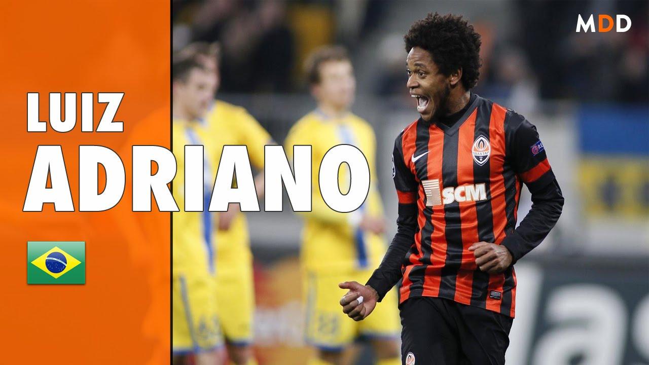 Luiz Adriano Shakhtar Donetsk Goals Skills Assists