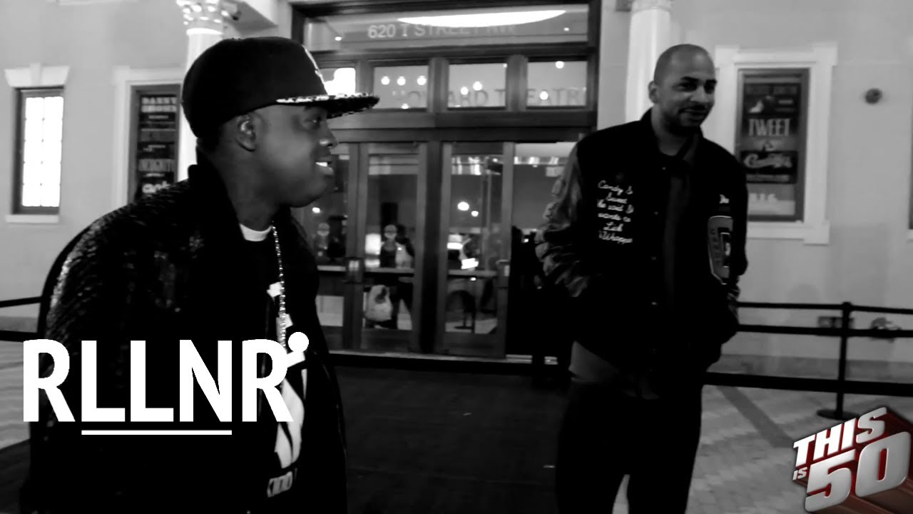Kidd Kidd Takes Over DC + Crazy Freestyle!