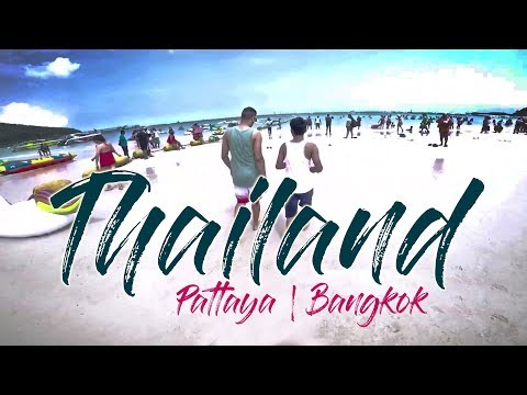 THAILAND Travel Vlog ( Pattaya and Bangkok )  March 2017 Punjabi