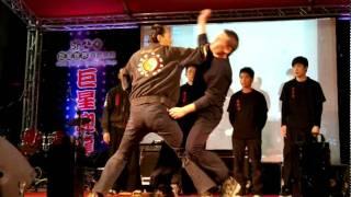 【台灣截拳道總館www.jkd.tw】京華城跨年晚會表演(2011.12.31)