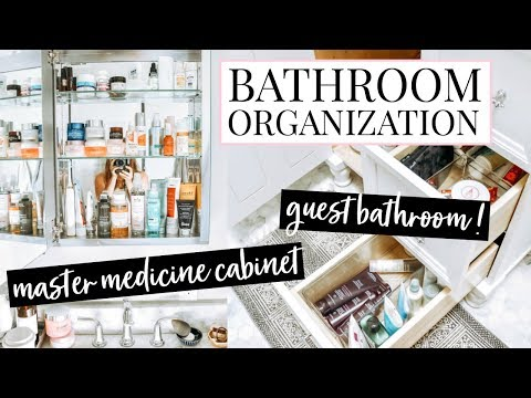 bathroom-organization:-master-medicine-cabinet-+-guest-bathroom-|-kendra-atkins