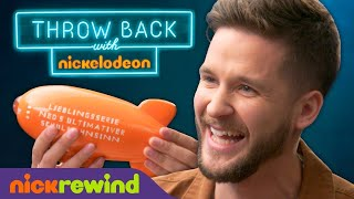 Ned & Moze Dated IRL? Devon Werkheiser Throws Back w/ NickRewind