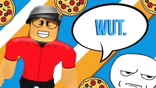 Let's Play ROBLOX! - Work at a Pizza Place! #2 | Worst Pizza Place Ever?!