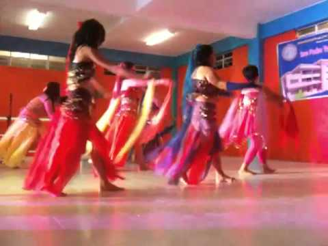 Belly Dancing(San Pedro Technological Institute)