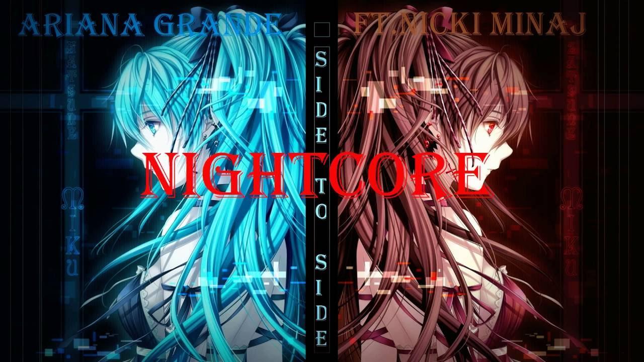 Girl Live Wallpaper Side To Side Nightcore Youtube
