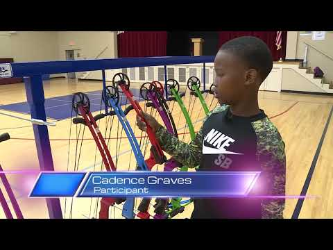 Murfreesboro City Schools Archery Camp (Newsbreak)