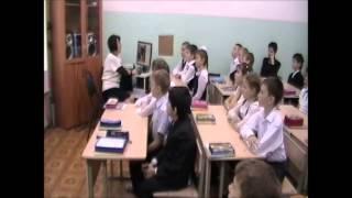 Урок музыки в начальной школе