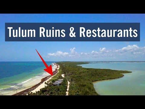 TULUM RUINS & RAW LOVE - Tulum Mexico Travel Vlog Day 6