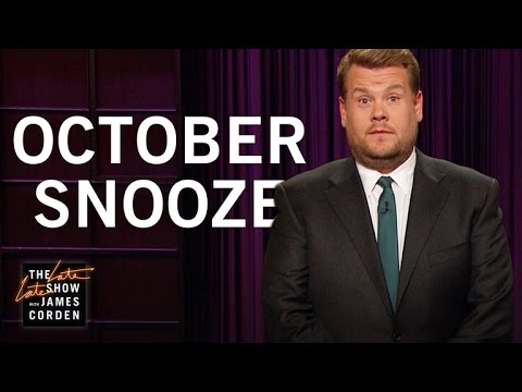 More Like the Wikileaks 'October Snooze' - amirite?