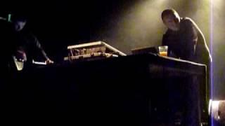 Zbigniew Karkowski & Julien Ottavi live