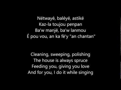 Zouk Machine - Maldòn (Creole Lyrics/English Subs)