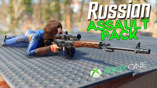 Modders are Making Fallout 4 Moar Blyatiful - The Russian Assault Pack