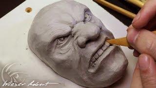 Bildhauer Tutorial | Maske Modellieren 🎭