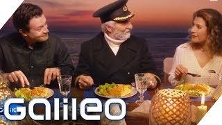 Die Fischstäbchen-Fabrik: Hinter den Kulissen von Iglo | Galileo | ProSieben
