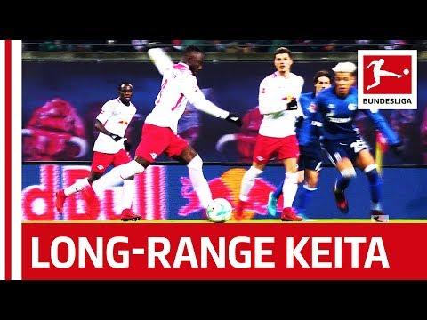 The Bundesliga's Long-Range Specialist - Naby Keita Analysis