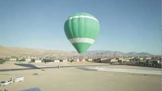 Helicopter Camera Filming Hot Air Balloon Las Vegas Aerial Video Vegas Media Services