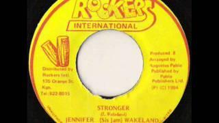 Jennifer (Sis Jam) Wakeland - Stronger