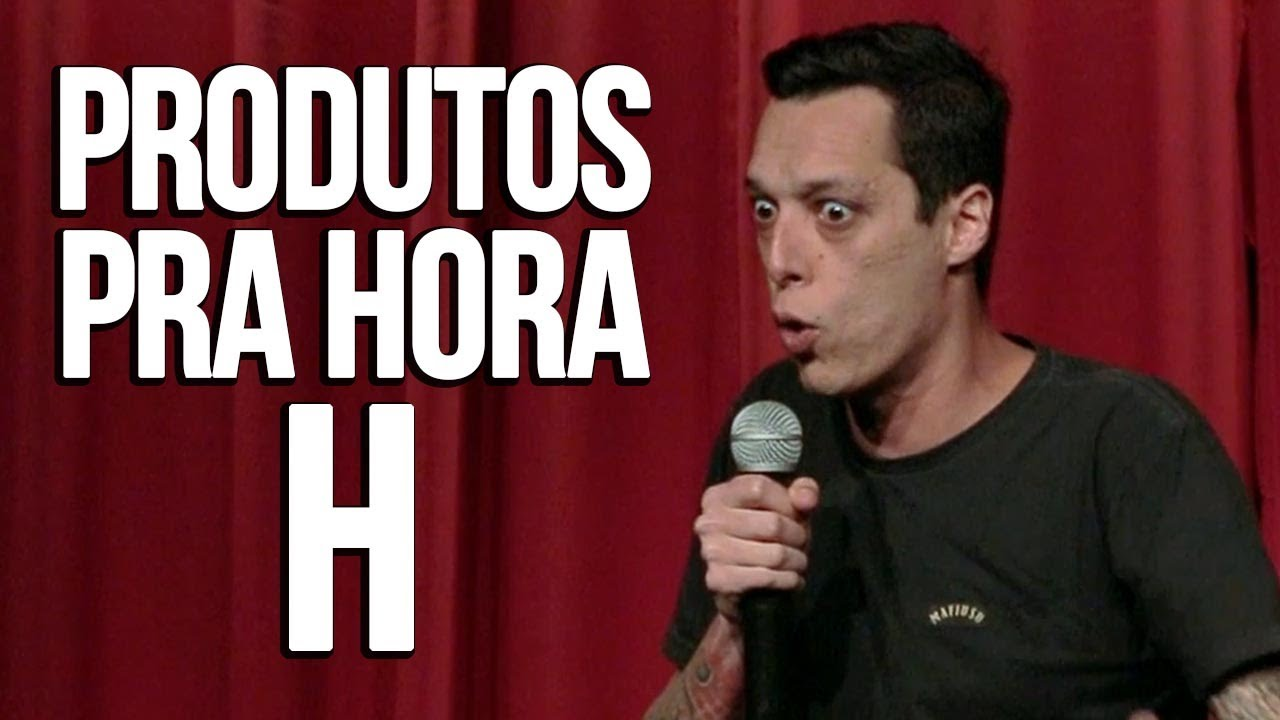 TATIANA BLOGUEIRINHA - NIL AGRA - STAND UP COMEDY
