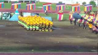 Zamboanga Hermosa Festival Street dance Competition 2012:  TNHS Performance