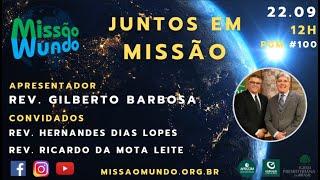 Teaser Missão Mundo Especial #100