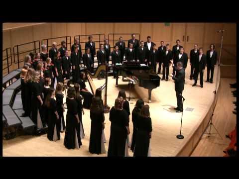 O Magnum Mysterium - University of Utah Singers
