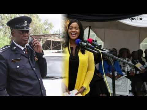 Laikipia Woman Rep Catherine Waruguru Arrested In Nanyuki | Kenya News Today