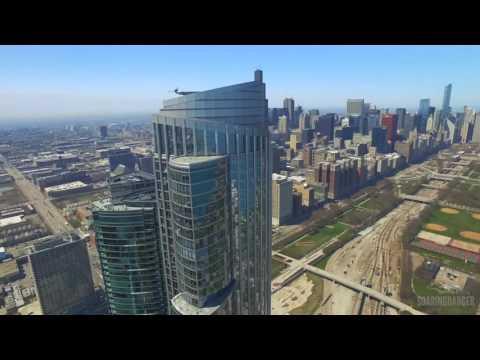 Helicopter Views of Chicago