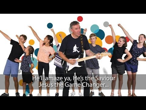 Jesus the Game Changer by Colin Buchanan