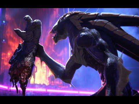 Битва двух монстров. \ Любовь, смерть и роботы Love, Death & Robots