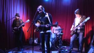 Easy October (feat. Kristofer Aström) - Knock Me Down With A Feather - live Glocke 2015-02-09