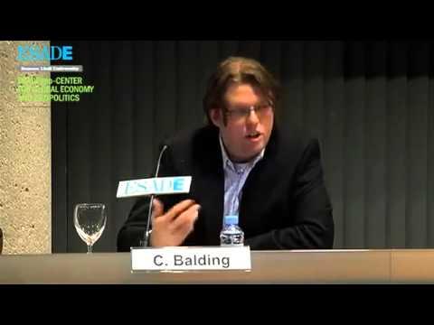 Christopher Balding - Sovereign Wealth Funds